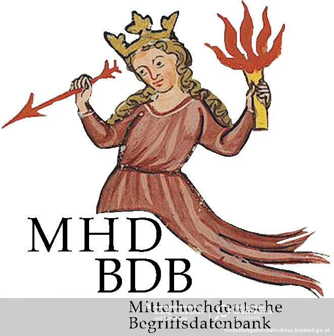 Middle High German Conceptual Database